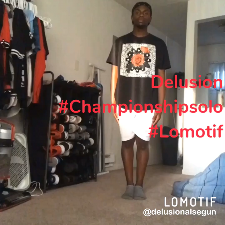Delusion #Championshipsolo #Lomotif 🥀🥀🥀🥀🥀🥀🥀🥀 Music: @sheff_g 'I'm - Tonight #lomotif created with @lomotif 🥀🥀🥀🥀🥀🥀🥀 - @delusionalsegun